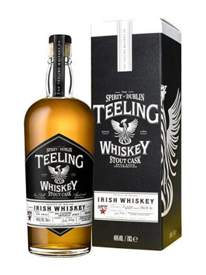 Teeling Stout Cask Irish Whiskey 70cl