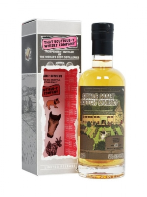 That Boutique-Y Glenrothes Batch 9 50cl