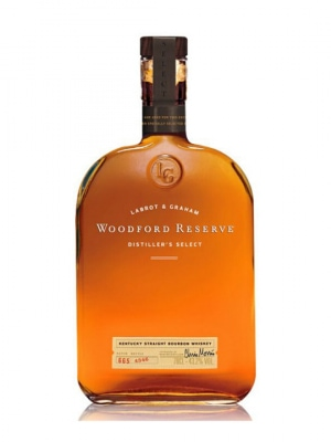 Woodford Reserve Bourbon Whiskey 70cl