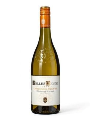 Belles Vignes Chardonnay-Viognier 75cl