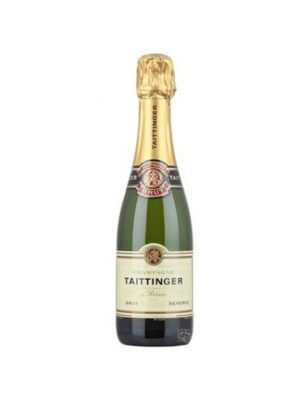 Taittinger Brut Reserve Champagne 37.5cl