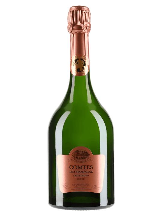taittinger comtes de champagne rose 2005 75cl