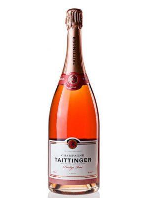 Taittinger Rosè Champagne Magnum 150cl
