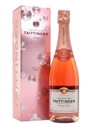 Taittinger Prestige Rosè Champagne 75cl
