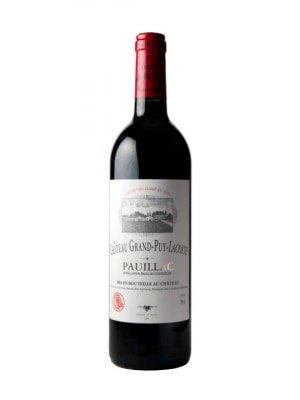 Chateau Grand Puy Lacoste Pauillac 2010 75cl