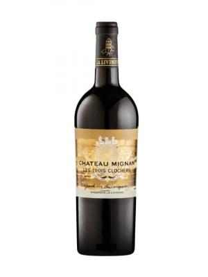 Chateau Mignan Le Trois Clochers Minervois 2013 75cl