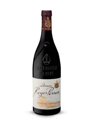 Chateauneuf-du-Pape Domaine Roger Perrin 2010 75cl