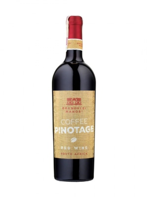 Coffee Pinotage 17 75cl