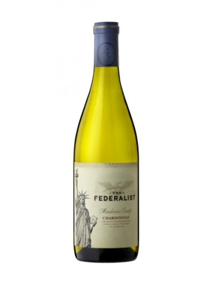 Federalist Chardonnay 2015 75cl