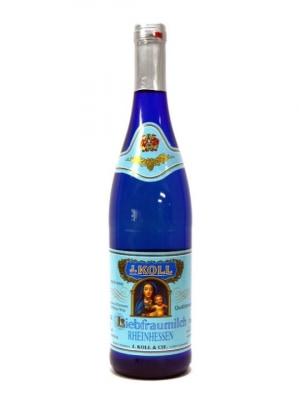 J.Koll Liebfraumilch Blue 2018 75cl