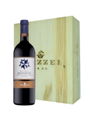Mazzei Serrata Bronzone Belguaro 3 x 75cl