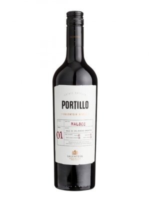 Portillo Malbec 2018 75cl