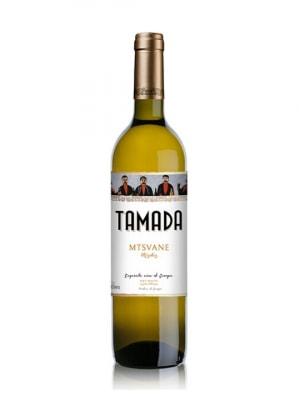 Tamada Mtsvane White Dry 2014 75cl