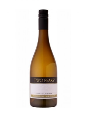Two Peaks Sauvignon Blanc 2019 75cl