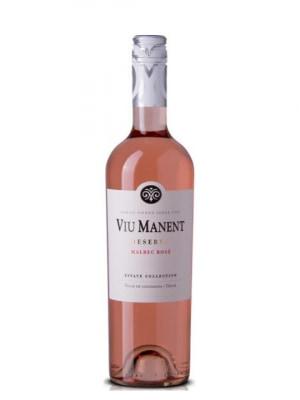 Viu Manent Malbec Reserva Rose 2015 75c