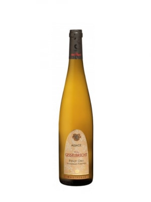 Willy Gisselbrecht Vendanges Tardives Pinot Gris 2008 75cl