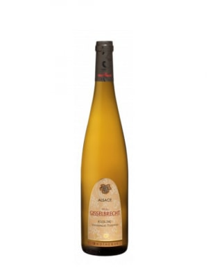 Willy Gisselbrecht Vendanges Tardives Riesling 2008 75cl
