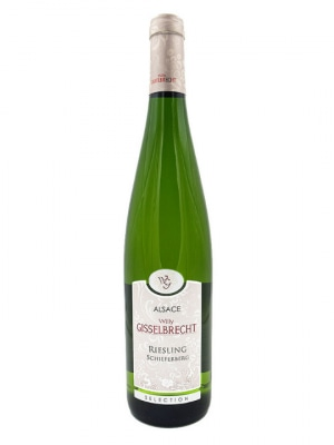 Willy Gisselbrecht Schieferberg Riesling 2017 75cl